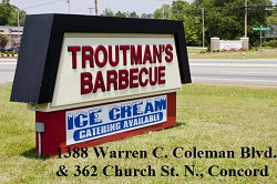 Troutman Barbecue